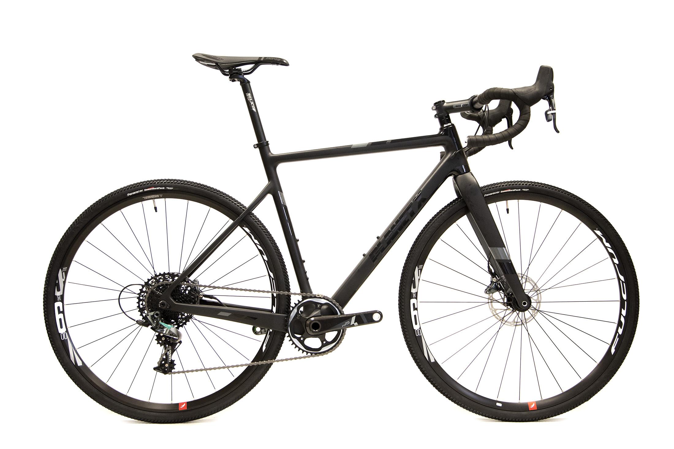 XLS-EVO Carbon Cyclocross Bike