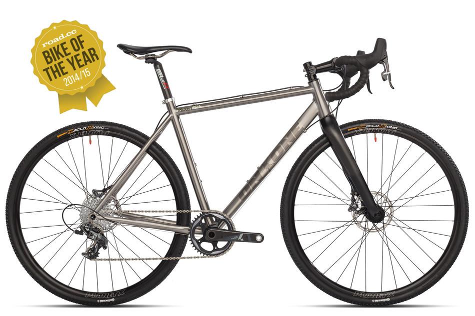 Award Winning Titanium Cross Bikes Planet X