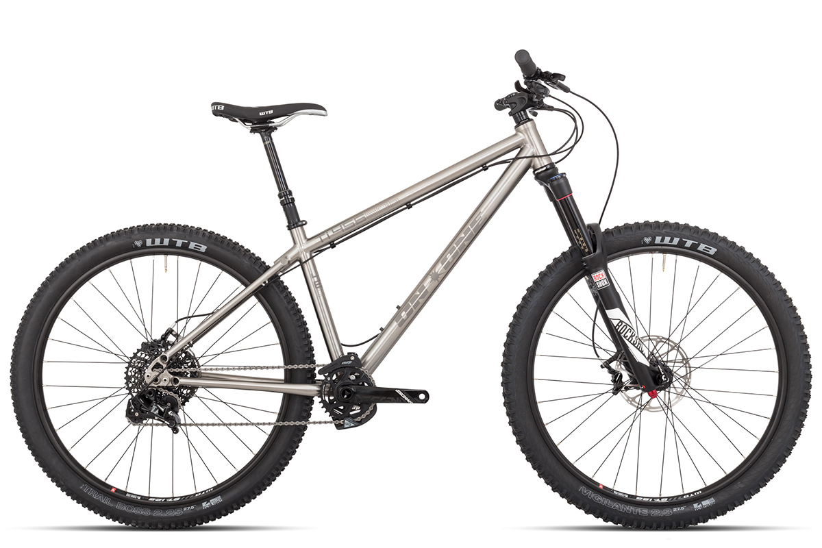 Ti fighters 8 titanium bikes that are out of this world | Products ...