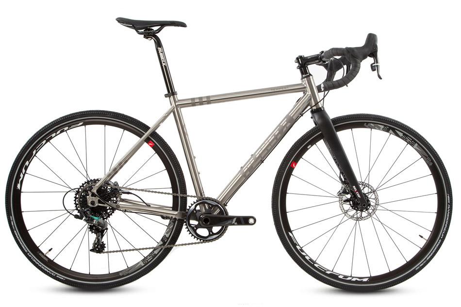 Planet X Tempest Titanium Gravel Adventure Bike