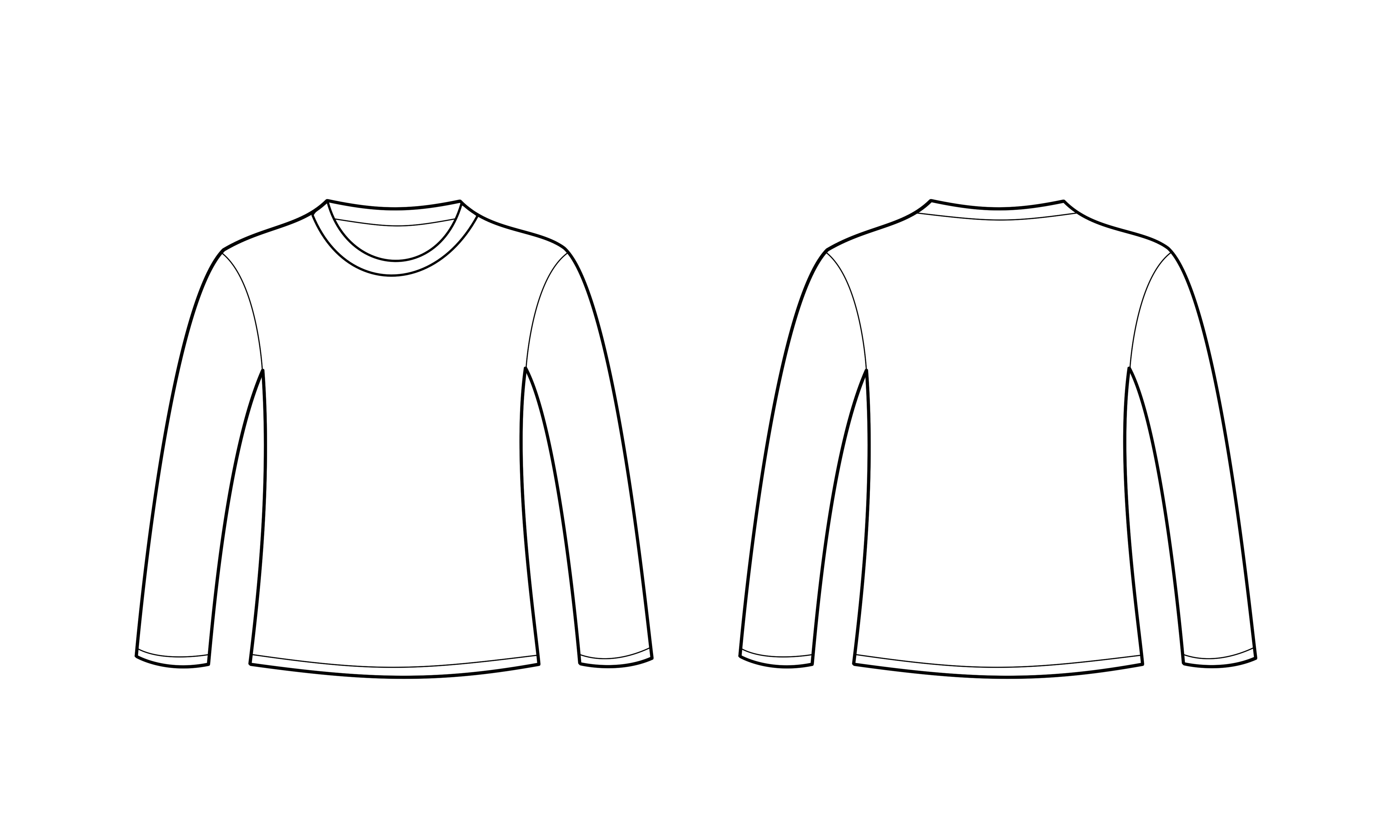 Ls t shirt template for Full size t shirt template